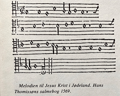 Jesus Krist i Jødeland.